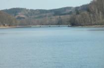 Vogtland gibt es schöne Talsperren und Seen