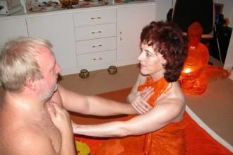 Tantramassage Begrüßung Entspannung Loslassen Zulassen Geniessen