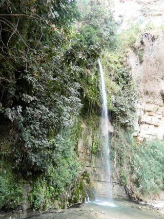Wasser Wasserfall Todesmeer