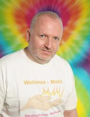 Das bin ich Marios Sinnlichkeit Wellnessmobil, für euch bundesweit unterwegs, Massagen in Liebe, Tantra